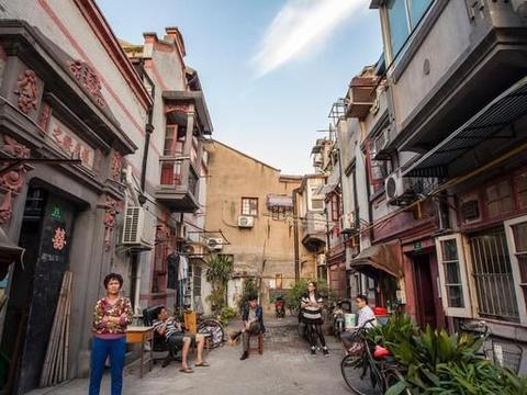 石库门作为上海特色建筑,居然有3种式样,新天地田子坊算哪种?