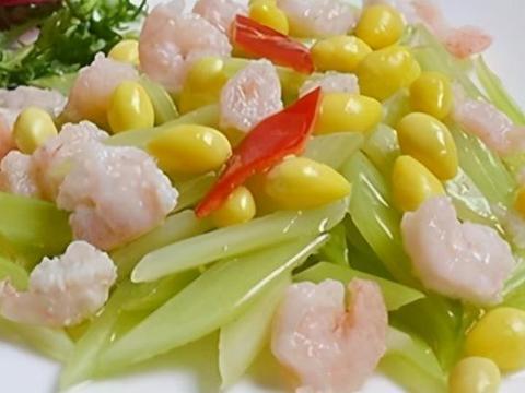 美味家常菜:香辣猪蹄,芹菜炒虾仁,小炒豆干