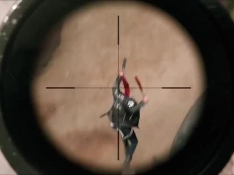 第一人称视角狙击视觉盛宴。