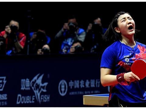 期待!职业赛签表出炉,国乒2大名将领衔,樊振东刘诗雯意外退赛