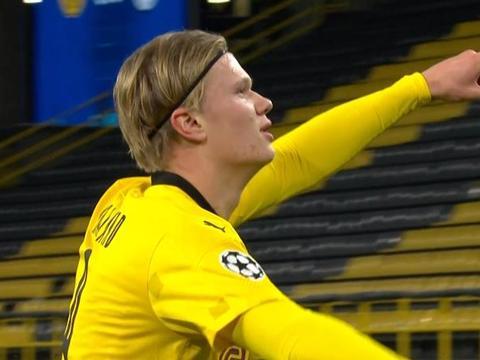 欧冠最新积分战报 哈兰德领跑C罗赛季首球 巴萨尤文切尔西晋级