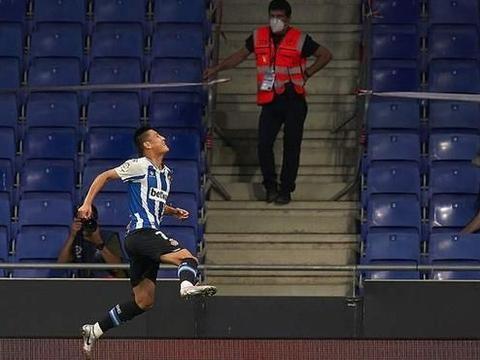 西乙14轮——武磊冲锋陷阵,西班牙人连击莱加内斯