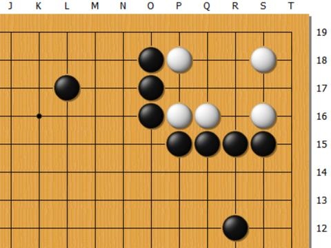 每日一题 | 难度5D,何时才是黑棋抢占要点的最佳时机?