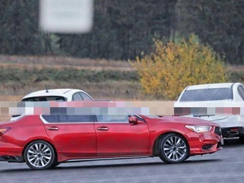 本田Legend L3级自动驾驶原型车欧洲进行测试 有望于2021年发布