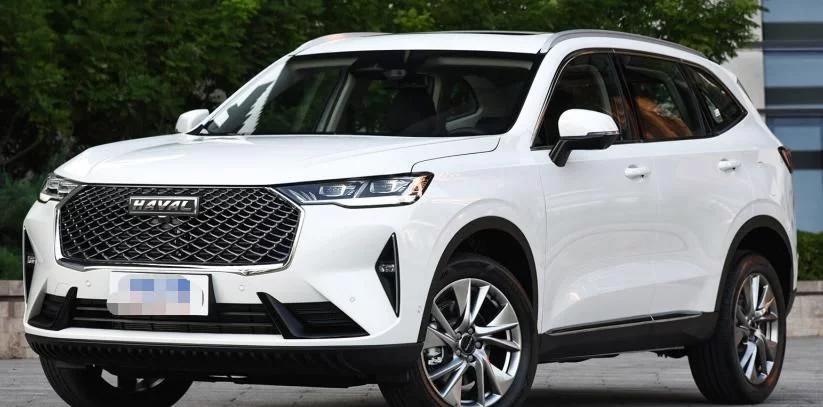 10月SUV销量排行,前十名额国产占一半,哈弗H6仍是第一