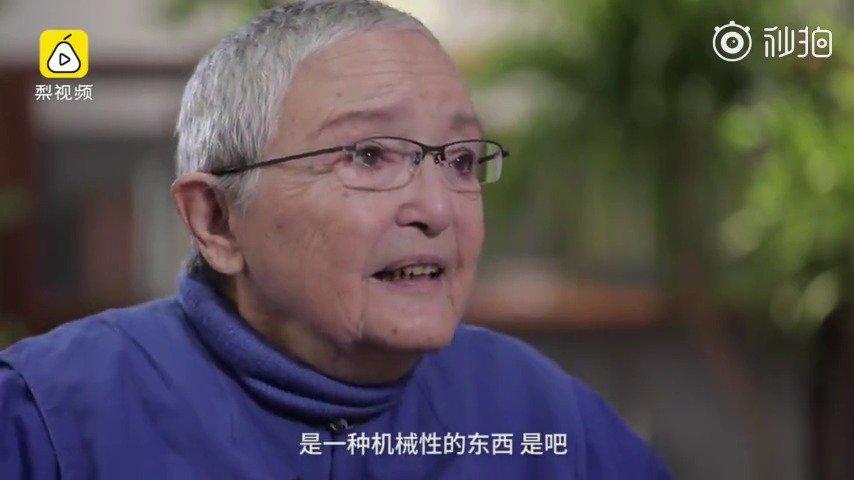 艺术史学者徐小虎说,草间弥生不是艺术家…………