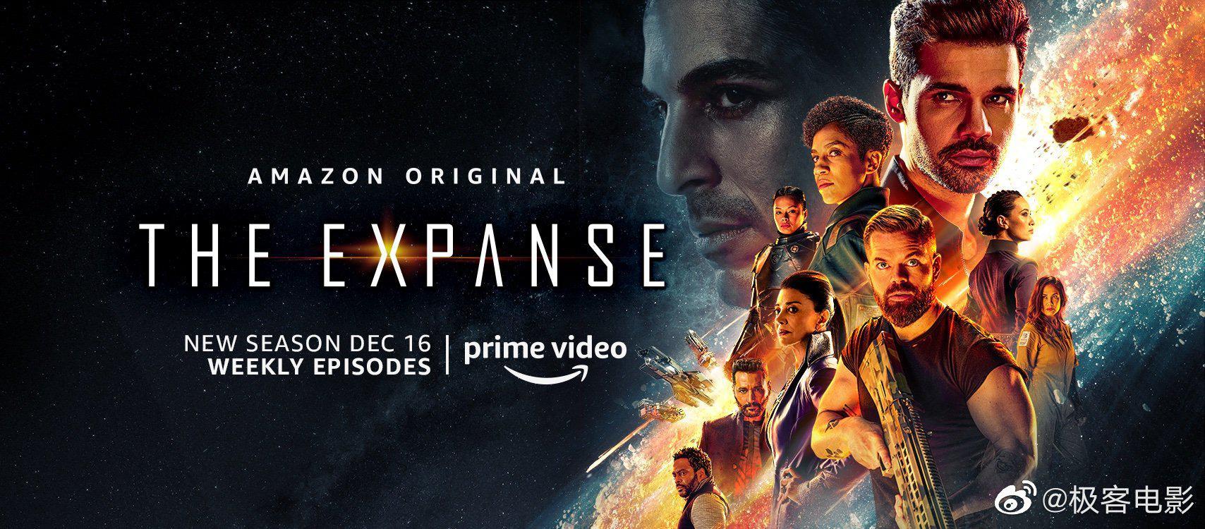 Amazon剧《苍穹浩瀚》第五季开播前夕 宣布续订第六季