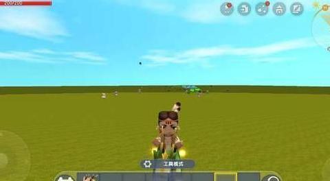 《迷你世界》:最新插件分享,一起来召唤麒麟坐骑吧!