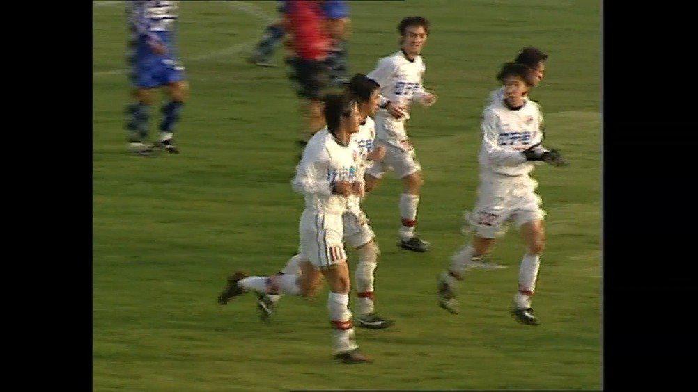 辽足往事 | 2001年甲A第21轮,天津泰达1-2辽足…………