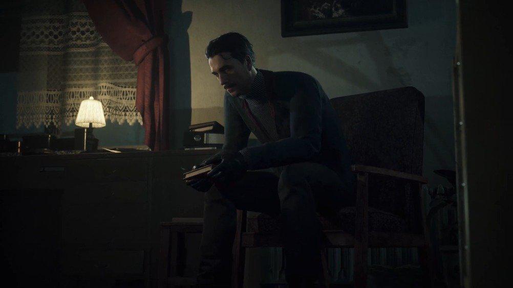层层恐惧开发商新作 XBS/PC《灵媒》新游戏映象…………