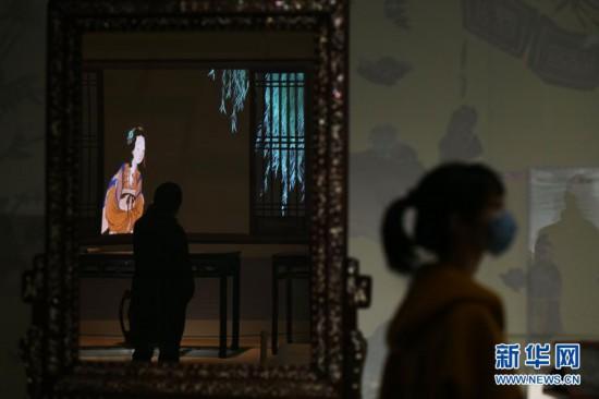 国博举办中国古代铜镜文化展
