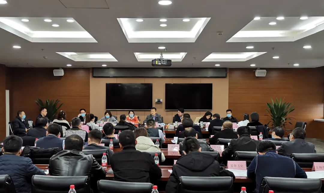 宁夏地方金融监管局召开融资担保机构加快不良资产处置联席会议