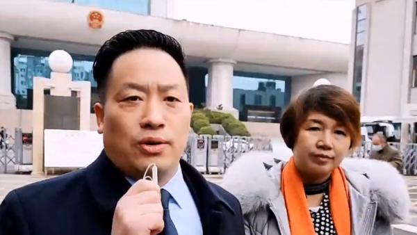 沉尸公厕案代理律师:被撕裂13年,希望用公道抚慰家属