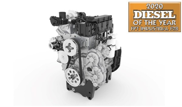 菲亚特动力科技F28多动力发动机国内首发bauma CHINA