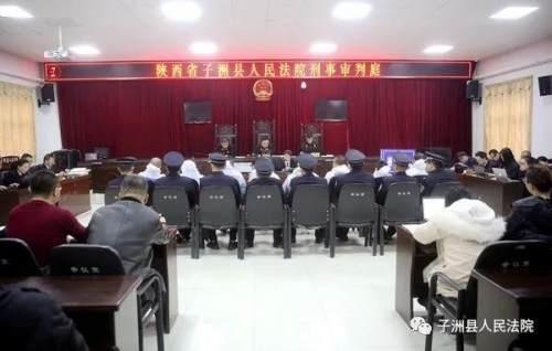 拐卖儿童、非法拘禁、诈骗690余万元,法院审理马新宏等8人涉恶案