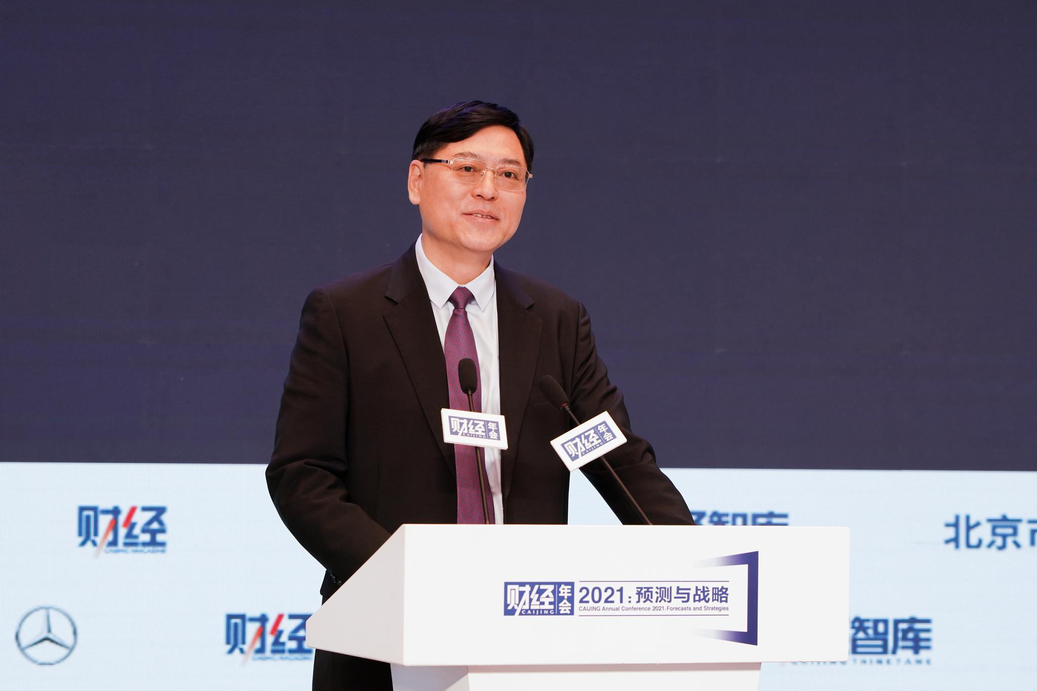 联想集团董事长杨元庆:联想是双循环运营企业的典型代表