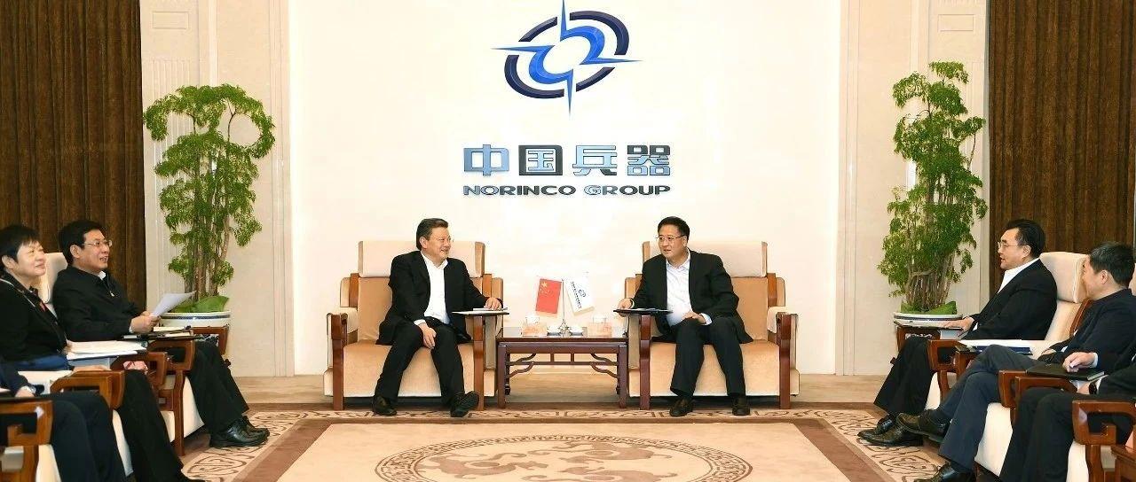 焦开河会见内蒙古自治区党委常委、包头市委书记孟凡利