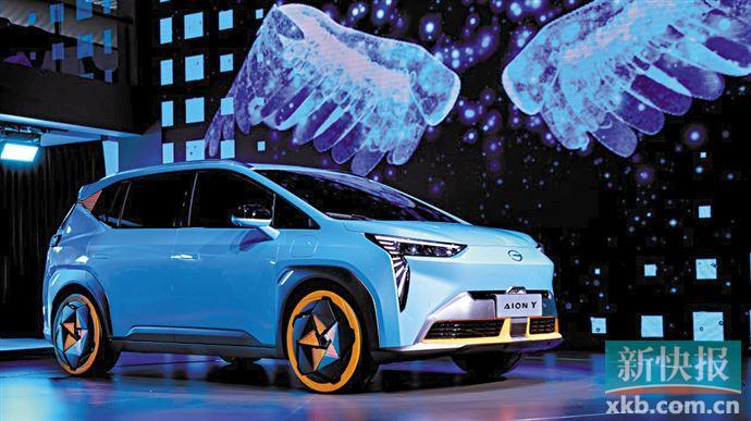 来年车市风向标 广州车展哪些新车值得睇值得买?