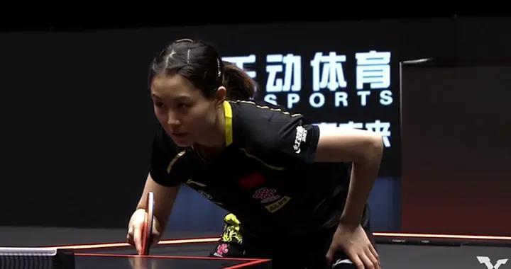 刘炜珊3-1逆转徐孝元,连续两个6-1打垮对手