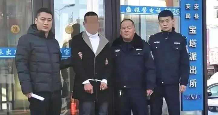 农安县局宝塔派出所:男子多次盗窃 民警冒雪抓人