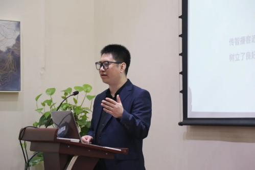 福建省泰宁县领导一行莅临传智播客上海校区考察调研