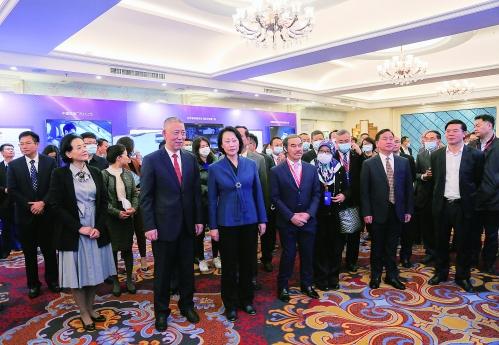 第二届中国—东盟电视周视听产品展示交易会在我市开幕