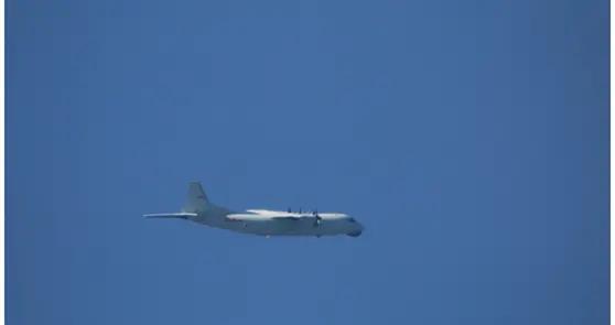 绿媒:解放军军机今日清晨两度进入台湾西南空域