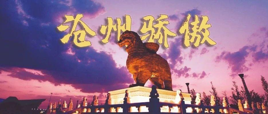 """2020""""沧州骄傲""""十大新闻人物评选开始,请您来投票!"""