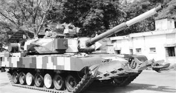 """""""体重""""创世界纪录""""阿琼""""坦克暴露印度自主国防软肋"""
