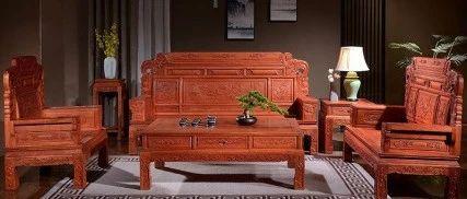 不到1万元能买到一套红木家具!是噱头还是忽悠人?