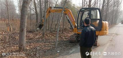 惠民县姜楼镇开展农村人居环境整治督导工作