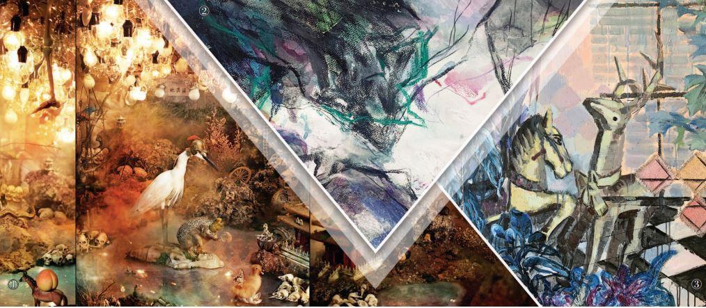 """以长三角地域为主的青年艺术展下月启幕:今日""""移动""""的瞬间,或将为""""海派""""未来的历史"""