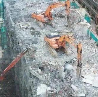 揭阳市城管执法局:治理违法建设动真碰硬!