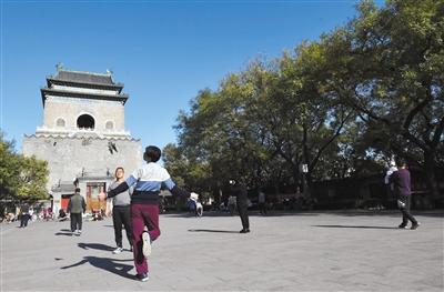 北京空气质量持续优良至周六