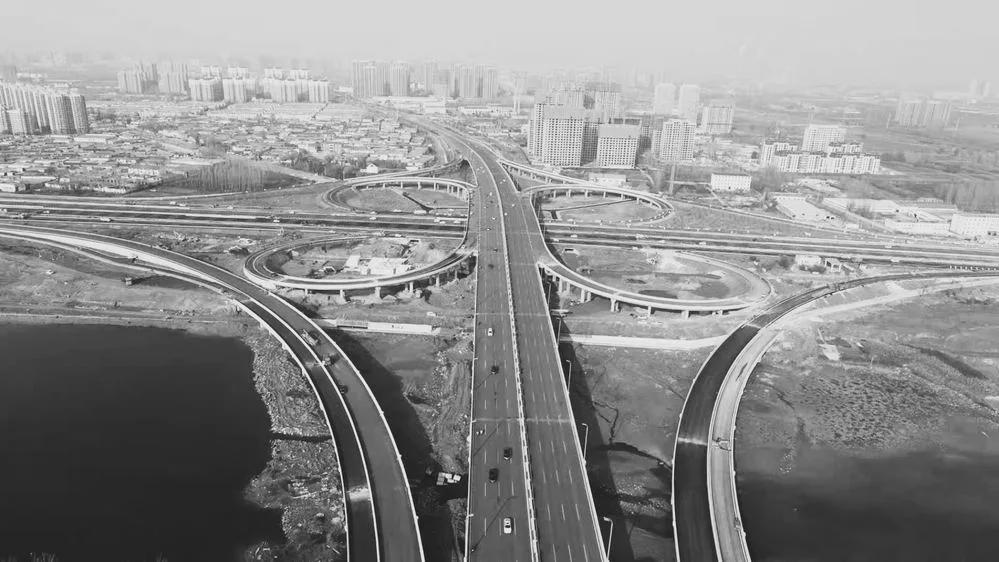 最新!菏泽城区这座立交桥本月底完工!