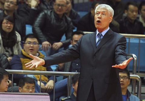 担任辽宁男篮顾问,80岁蒋兴权一年薪水有多少呢?