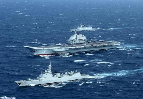 有055和052D,为什么还建造20艘054A护卫舰,一特质航母最爱