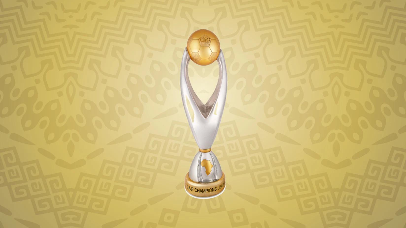 2020年非洲冠军联赛决赛埃及的阿尔-阿赫利队对阵扎马莱克队