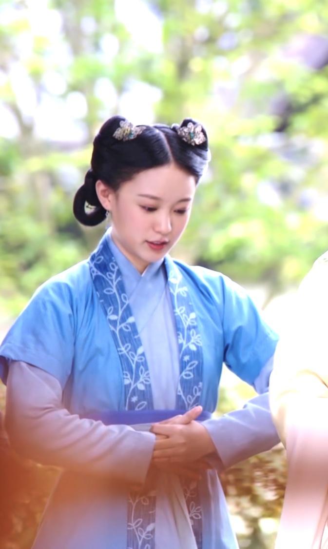 演员杨蕊嘉《燕云台》崭露头角 进组热拍新戏《第二次初见》