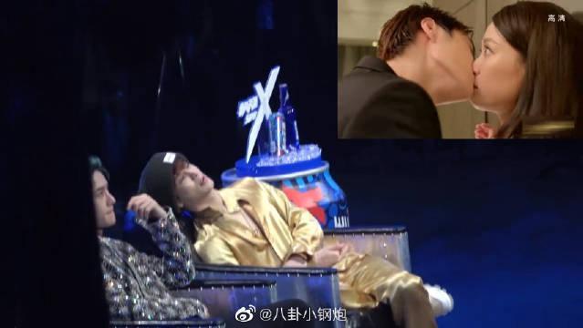街舞队长们看王一博的吻戏~ 王嘉尔一脸懵,一博满脸冷漠:就这?