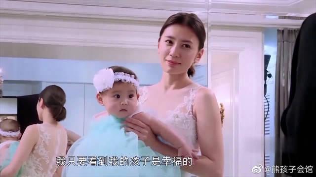 贾静雯和咘咘一起穿婚纱太吸睛! 婆婆看了庆幸:儿子捡到宝了!