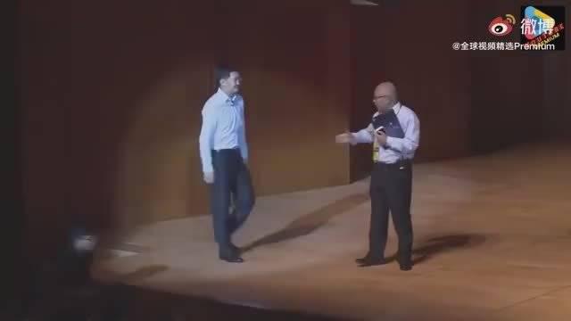 马化腾2015年港大演讲完整版。我马一下,睡前看看
