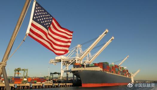 美国10月商品贸易逆差扩大 进口升至一年来最高水平