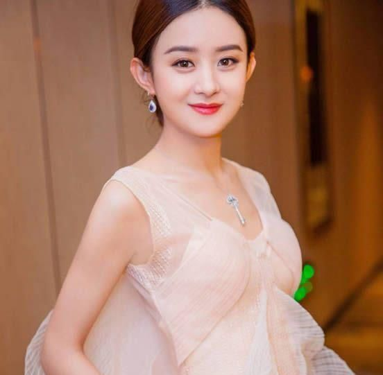 从幼学芭蕾舞身世九、刘诗诗?漂亮女明星前50名插图(3)