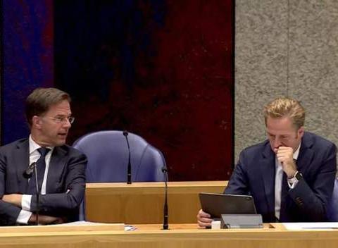 荷兰卫生大臣因错误发言被议会猛批?他说错了啥?