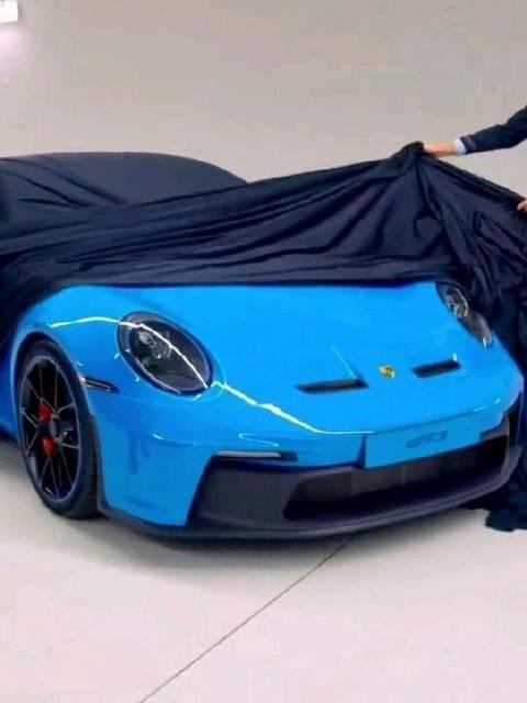 新车资讯 理财神器的节奏!全新911 GT3无伪实车曝光