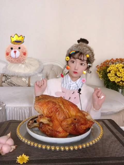 爆炒李仙仙🍳: 烤鸡