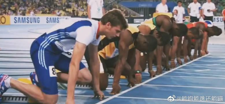 回顾2011年大邱田径世锦赛男子100米决赛!