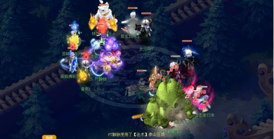 梦幻西游群雄年度劲旅巡礼:冲击卫冕曲阜孔庙