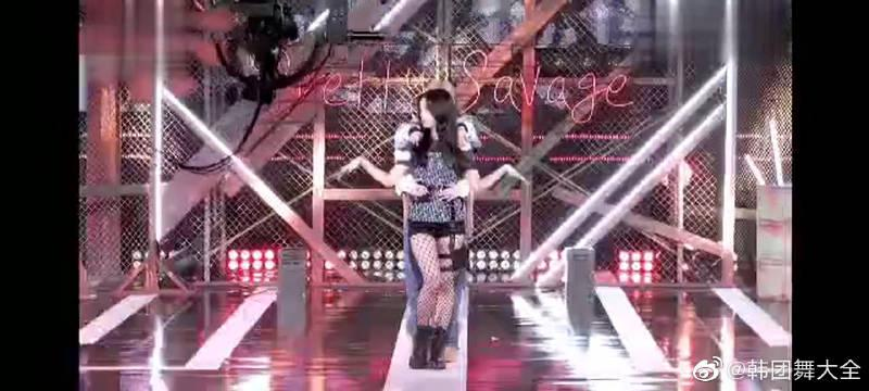 BLACKPINK打歌舞台《Pretty Savage》,这场太美了!很好听哦!